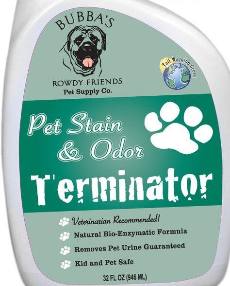 Amazon Com Pet Stain Remover Urine Cleaner Best Pet Odor