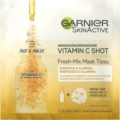Garnier Mix Mask Mascarilla Vitamina C Vitamina E Vitamina C
