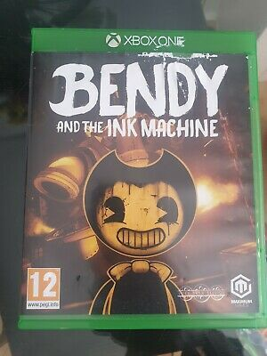 Sale Bendy And The Ink Machine Xbox One Bendy And The Ink