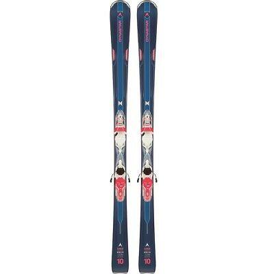 Details about Elan Exar Pro 150 cm Ski + Salomon ELithium 10 Bindings