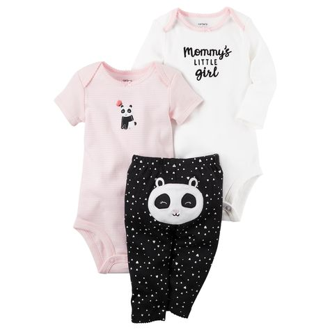 Looking for Carter's Baby Girls' 3 Piece Panda Set ? Check out our picks for the Carter's Baby Girls' 3 Piece Panda Set from the popular stores - all in one.