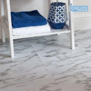 30 5cm X 30 5cm D C Floor Marble Grey Self Adhesive Vinyl Floor Tiles 274 5047 In 2020 Vinyl Flooring Tile Floor Flooring