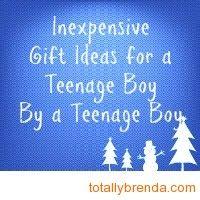 christmas gifts teen boys for inexpensive