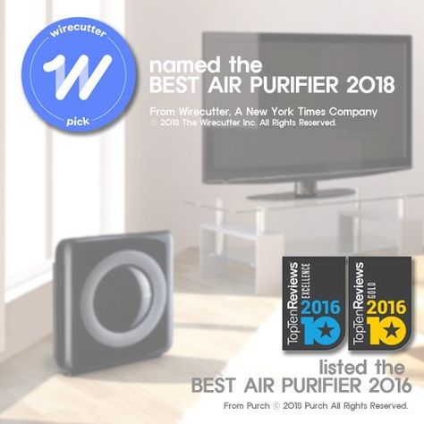 Amazon Com Coway Ap 1512hh Mighty Air Purifier With True Hepa And Eco Mode Home Kitchen With Images Hepa Filter Air Purifier
