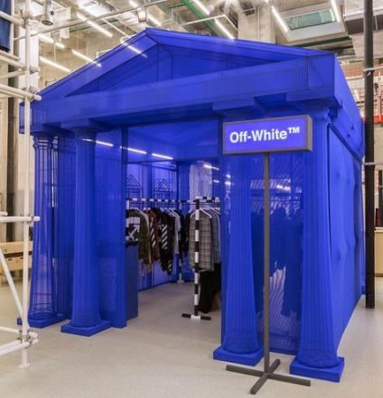 Clothes Shop Interior Store Displays Retail Design 33+ Ideas