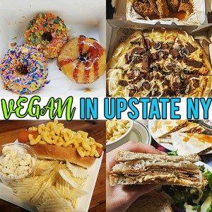 Vegan In Upstate New York Vegan Restaurant Options Vegan Restaurants Vegan Recipes