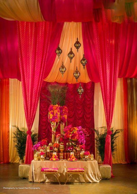 Awesome Moroccan wedding