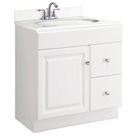 Home Improvement Single Bathroom Vanity Vanity Cabinet