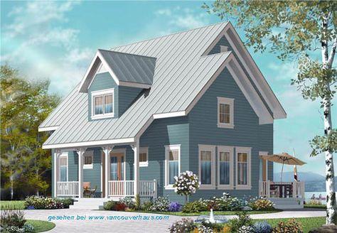 Amerikanische Häuser Und Villen - Amerikanische Häuser Kanadische