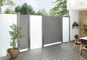 Sichtschutzzaune Kunststoff Hpl Dreamback Yardprivacyscreens Hpl Kunststoff Sichtschutzzaune Backyard Fences Outdoor Decor Backyard Backyard