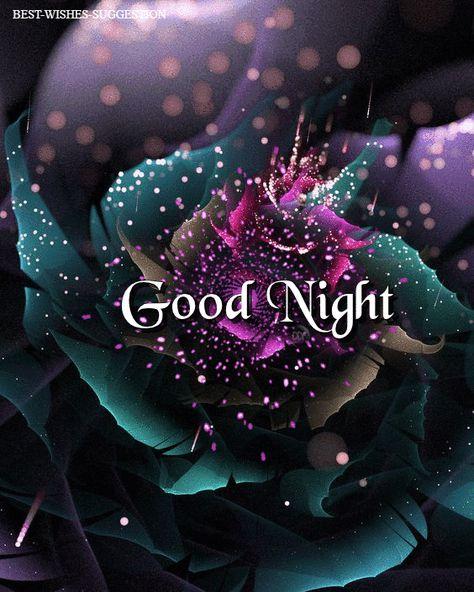good-night-gif-image-wallpaper-flower