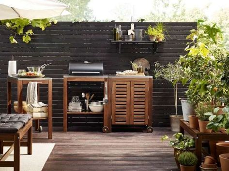 Come Arredare Un Terrazzo Ikea Arredamento Giardino Ikea