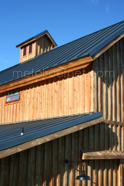 Not Your Average Old Barn Roof Metal Roof Solar Panels Best Solar Panels