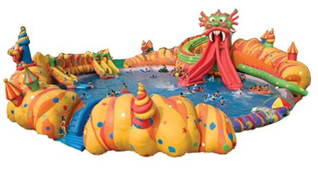 Inflatable Pool Pool2 550, Chinee Inflatables Inc.