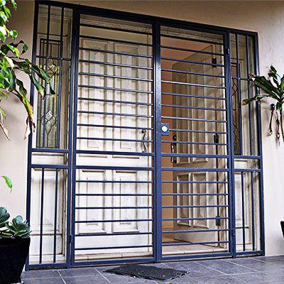 grill door design window grill design