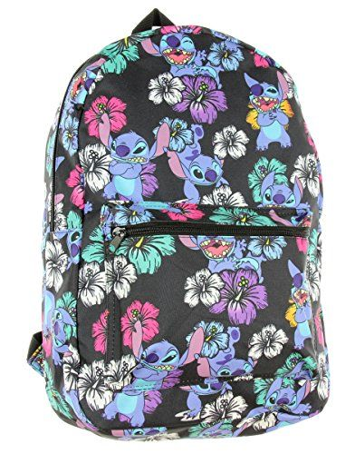 e2649b74fa2 Lilo and Stitch Large School Backpack with Angel 16