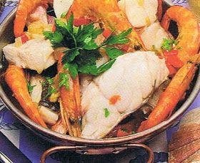 Culinária Cataplana De Peixe Culinaria Comida étnica Tintureira