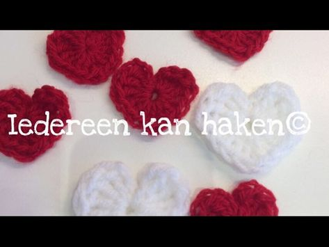List Of Pinterest Hartjes Haken Patroon Images Hartjes Haken