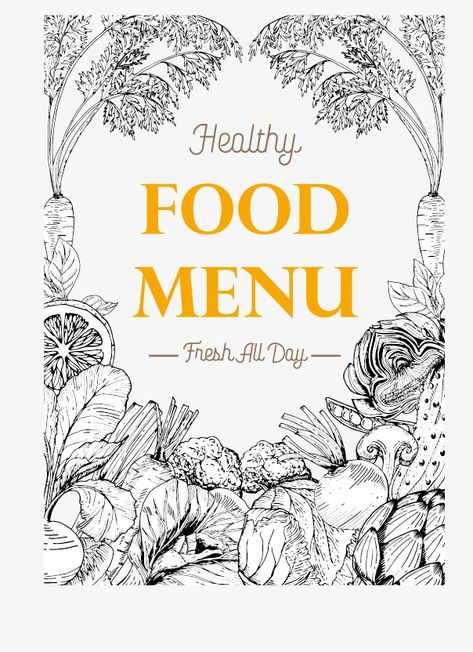 Millions of PNG Images Backgrounds and Vectors for Free Download Food menu Menu Healthy recipes