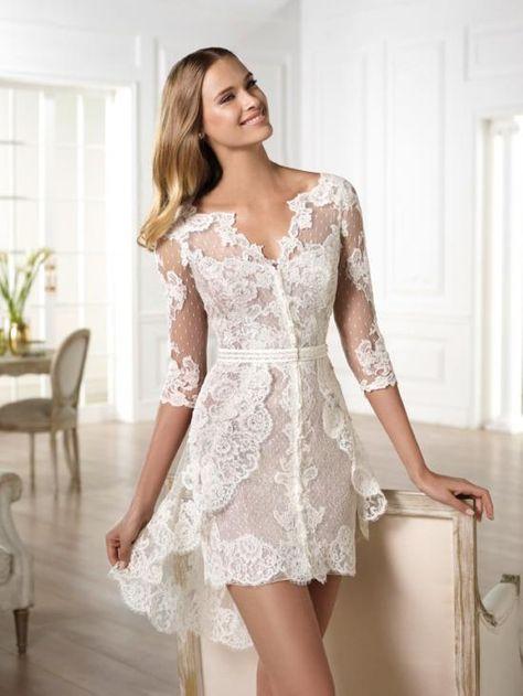 Vestidos novia corte ingles 2019