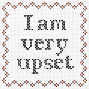 Review Giveaway Protest Knits Really Cross Stitch Subversive Cross Stitch Patterns Cross Stitch Stitch