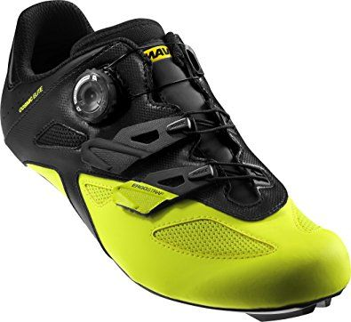 Mavic Cosmic Elite Road Shoes Man Black//Black//Safety Yellow