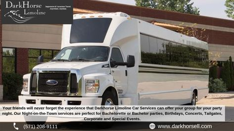 Affordable Limo Service in Virginia