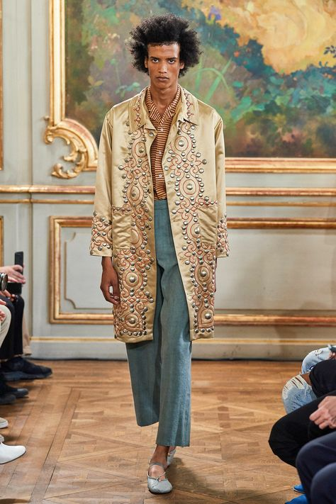 Why Do I Suddenly Care So Much About Men's Fashion Week?