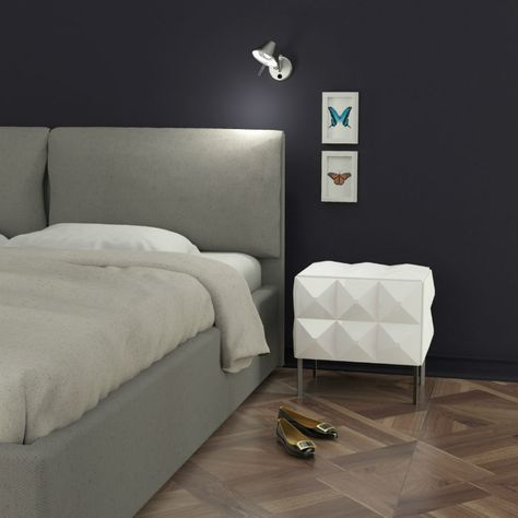 35 Einzigartige Nachttisch Designs Die Ihr Schlafzimmer