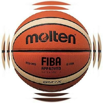 Advertisement Ebay Molten X Series Indoor Outdoor Basketball Fiba Official Size 7 Orange Tan Basketball Ebay Sports Team