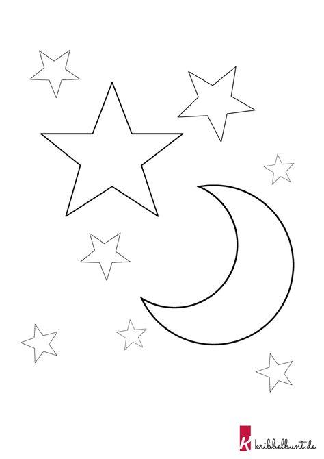 Stern Vorlage Sterne Basteln Vorlage Vorlage Stern Sterne Zum Ausdrucken