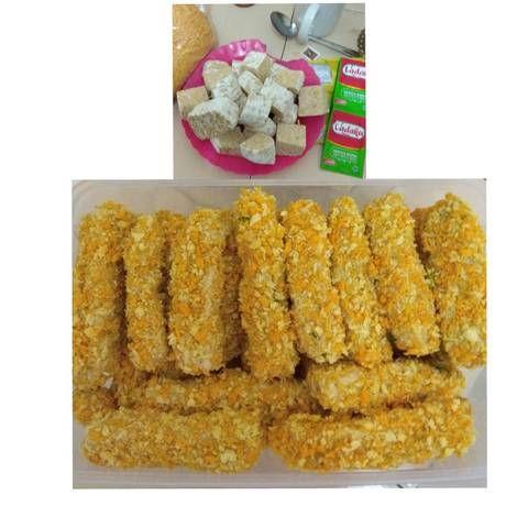 Resep Nugget Tempe Super Enak Oleh Fahda Putri Resep Ide Makanan Resep Masakan Jepang Resep Makanan