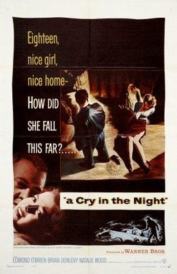 A Cry In The Night Poster Night Film Film Noir Natalie Wood