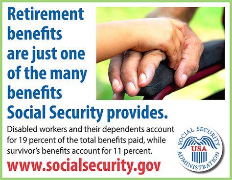 14 best Social Security \ Benefits Programs images on Pinterest - social security change of address form