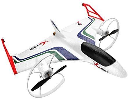 Pratcgoods Rc Airplane Rtf Remote Control Plane 2 4g 6ch 3d6g Aerobatic Vertical Take Off Epp Rc Airplane Rtf In 2020 Remote Control Planes Rc Airplanes Rc Jet Planes