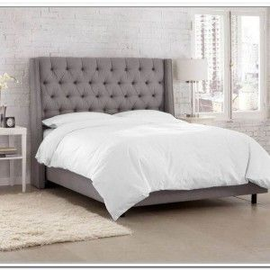 White Quilted Bed Frame Home Bedroom Home Bedroom Inspirations