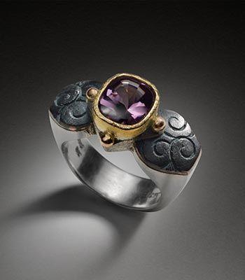 Spinel Principessa Ring