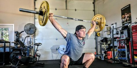 How To Create a Weight Lifting Program For Swimmers