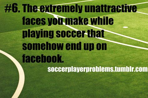 Soccer player problems from soccer players for soccer players. Credibility: Soccer for eleven years And if you have a soccer player problem that you think is so damn funny and just HAVE to share it. Soccer Workouts, Soccer Drills, Play Soccer, Soccer Cleats, Soccer Players, Soccer Ball, Soccer Stuff, Soccer Tips, Nike Soccer