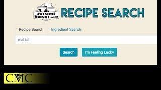 My new cocktail recipe search engine what cmcvlog drinks my new cocktail recipe search engine what cmcvlog forumfinder Gallery