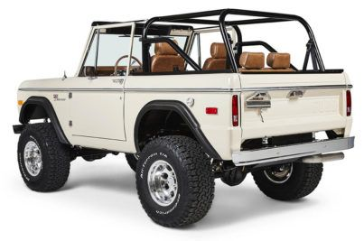 Our Ford Bronco Coyote restorations are quickly becoming the Icon of vintage Bronco restoration. Old school cool with new school mechanics and reliability. Classic Bronco, Classic Ford Broncos, Ford Classic Cars, Classic Trucks, Ford Trucks, Pickup Trucks, Lifted Trucks, Lifted Ford, Chevrolet Trucks