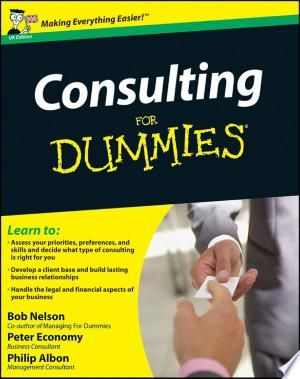 Download Consulting For Dummies Pdf Free Personal Finance Blogs Economics Books Finance Blog