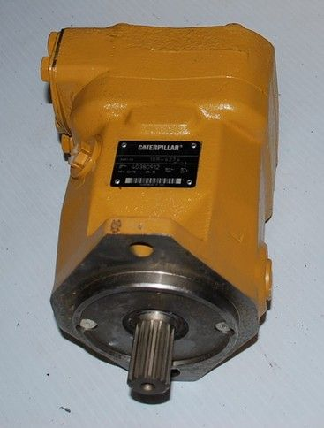 This Caterpillar 10r6274 Hydraulic Cooling Fan Motor Is The