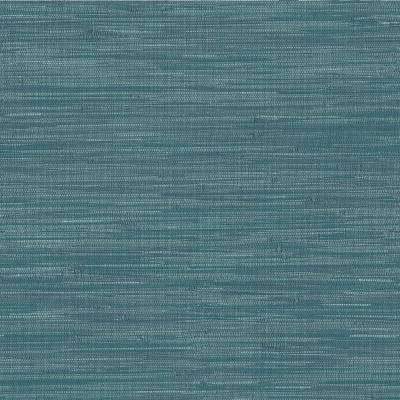 Grassweave Navy Peel And Stick Wallpaper Sample Peel And Stick Wallpaper Stick On Wallpaper Nuwallpaper