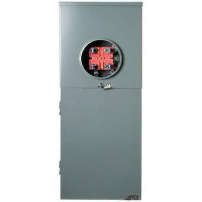Sponsored Ebay Square D 200 Amp 8 Space 16 Circuit Outdoor Lever Bypass Main Breaker Csed Home Depot Breakers Overhead