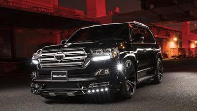تويوتا لاندكروزر 2019 معدل من والد انترناشونال Toyota Land Cruiser Land Cruiser Toyota Land Cruiser Luxury Cars Range Rover