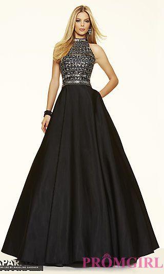 Formal Ball Dresses