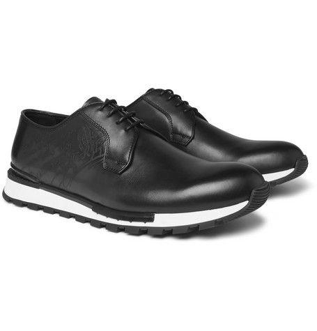 Leather sneakers men, Luxury shoes men