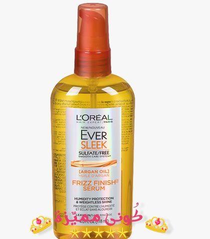 سيروم لوريال للشعر الجاف و المصبوغ و المجعد طريقة الاستخدام و السعر Finish Serium Hair Serium L Oreal Serium L Oreal Shampoo Serum Loreal Paris Loreal