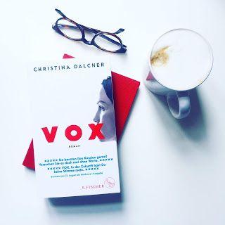 Rezension Zu Vox Von Christina Dalcher Auf Leselust